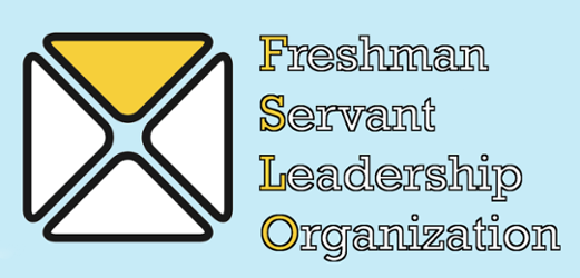 Freshman Servant Leadership Organization