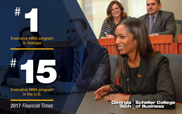 Georgia Tech College Of Business Business Management