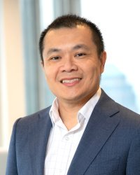 Incoming Executive MBA student Steve Mok's head shot