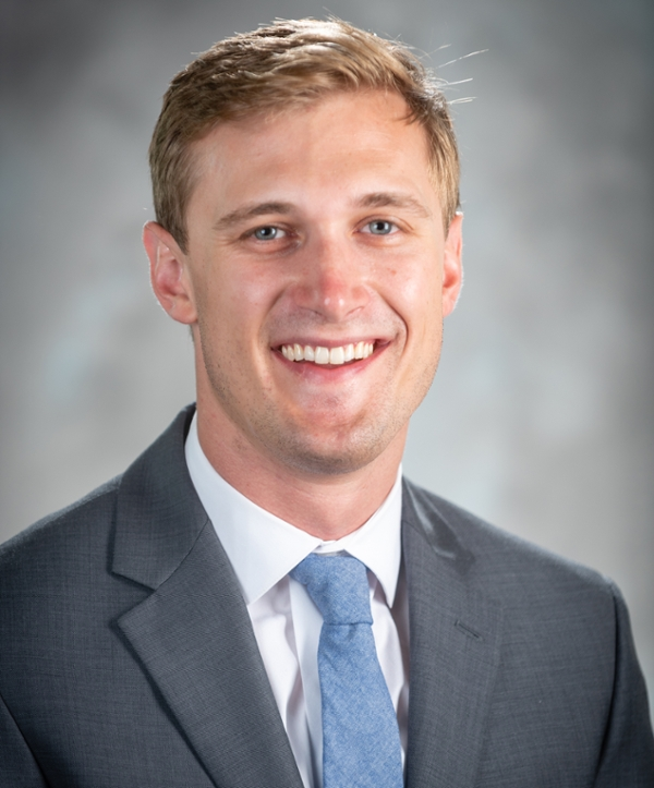 Head shot of Full-time MBA student Peter Flaaen
