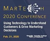 The MarTech 2020 Third Annual Conference will focus on Using Technology to Understand Customers and Drive Marketing Decisions.