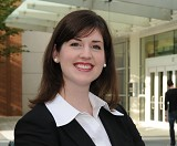 Jennifer Carson Marr, assistant professor of organizational behavior