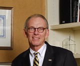 Joe Evans, IM 1971, has been a long-time supporter of Georgia Tech Scheller College of Business. He is chairman and CEO of Atlanta-based State Bank Financial Corp. and its operating subsidiary, State Bank and Trust