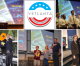 Scheller College hosted VETLANTA Q4 Education Summit for veterans and military personnel.