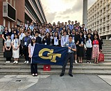 Denning T&M Students in Shenzhen, China