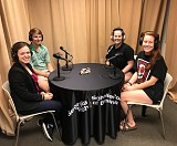 Darby Foster, Matt Webster, host Jasmine Howard, and Rachel Luckcuck talk about their summer experiences with large corporations.