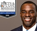 Cornelius Cook, a current Georgia Tech Scheller College Executive MBA student, has been named a Poets & Quants 2020 Best & Brightest EMBA.
