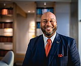 Scheller College Executive MBA program alumnus Darius Broughton's career arc has allowed him to take part in major projects around the city in which he grew up.