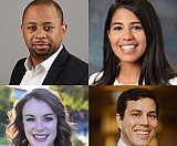 Meet four of the Scheller Evening MBA program's incoming students who will begin the self-paced, part-time program this August.