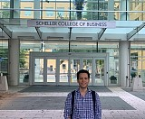 Luis Trejo is a first-year Full-Time MBA student at the Scheller College of Business.