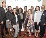 Scheller College students are recognized for outstanding achievements by the National Black MBA Association