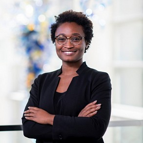 Victoria Dean is enrolled in a dual-degree MBA/Ph.D. program at Georgia Tech, a joint-offering between Scheller College of Business and Tech's College of Engineering.
