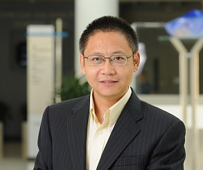 D.J. Wu, the Thomas R. Williams Wells-Fargo professor of IT Management