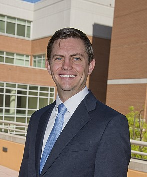 Brian Edgerton, MBA 2013, was attracted to Target by its community impact and environmental intitaitives.