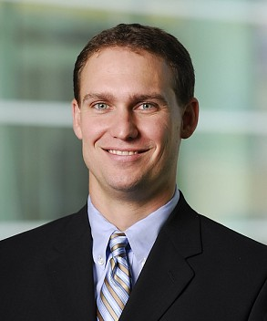 Chris Foster, MBA 2009, is a strategic account executive with VMware.