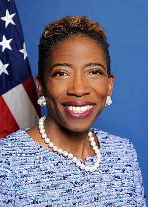 Carla Harris, Chair of the National Women's Business Council.