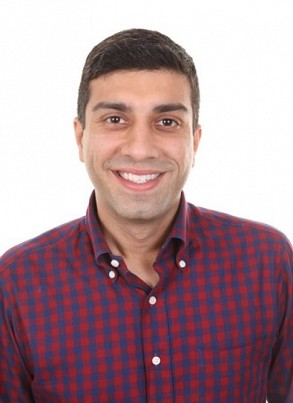 Ashish Arya, Global Head of Strategy & Marketing for Travel at Pinterest